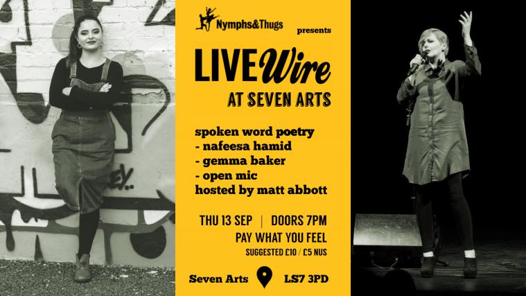 Matt Abbott Poet | LIVEwire