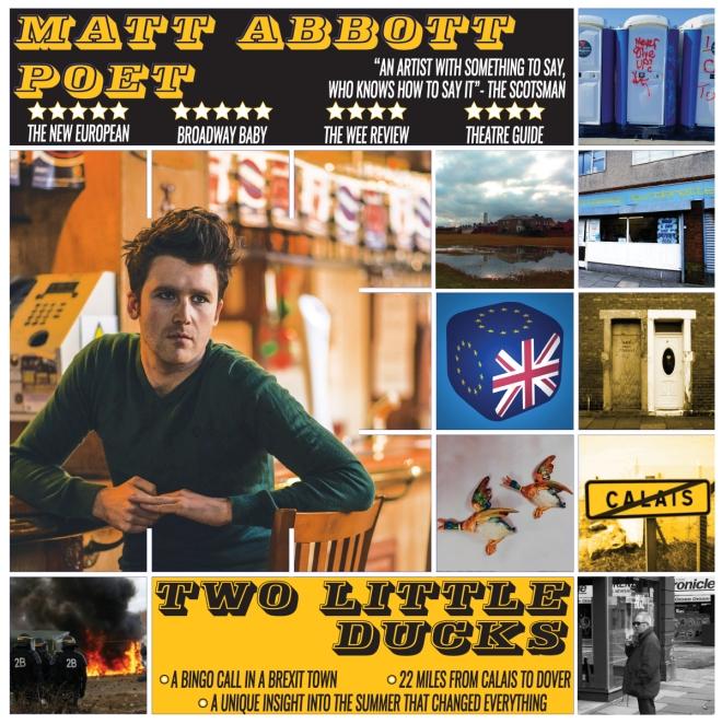 Matt Abbott Poet   Two Little Ducks