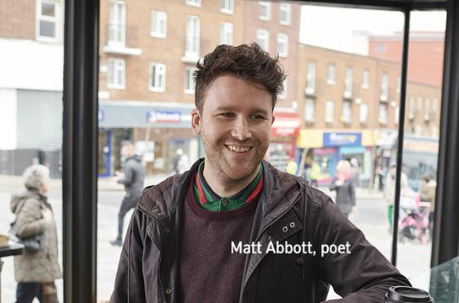 New poem for Nationwide Building Society's Voices campaign | Matt ...