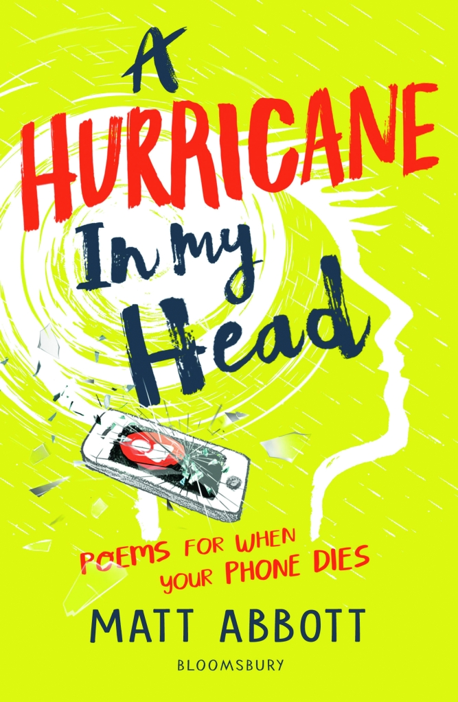 Matt Abbott Poet | A Hurricane in my Head