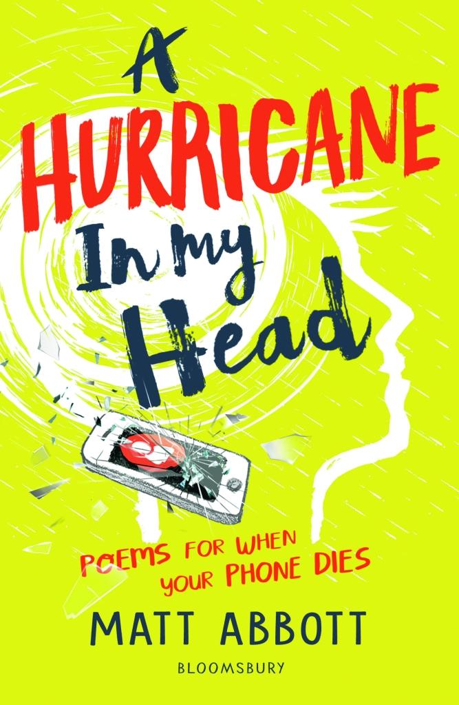 Matt Abbott Poet | A Hurricane in my Head